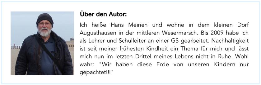 Autorenprofil Hans Meinen