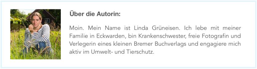Autorinnenprofil Linda Grüneisen
