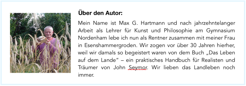 Autorenprofil Max Hartmann