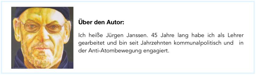 Autorenprofil Jürgen Janssen