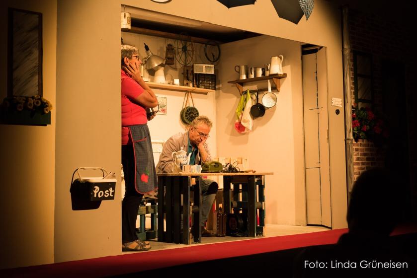 Theatergruppe Seefelder Mühle zu Nachhaltigekeit