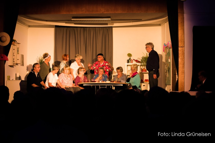 Theatergruppe Seefelder Mühle