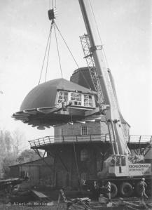 Wiederaufbau Seefelder Mühle