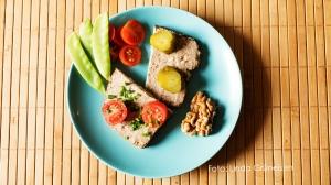 Vegane Leberwurst selber machen