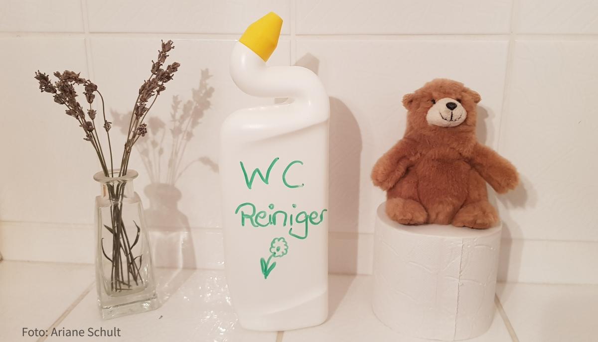 DIY- WC Reiniger herstellen | selbstversucht