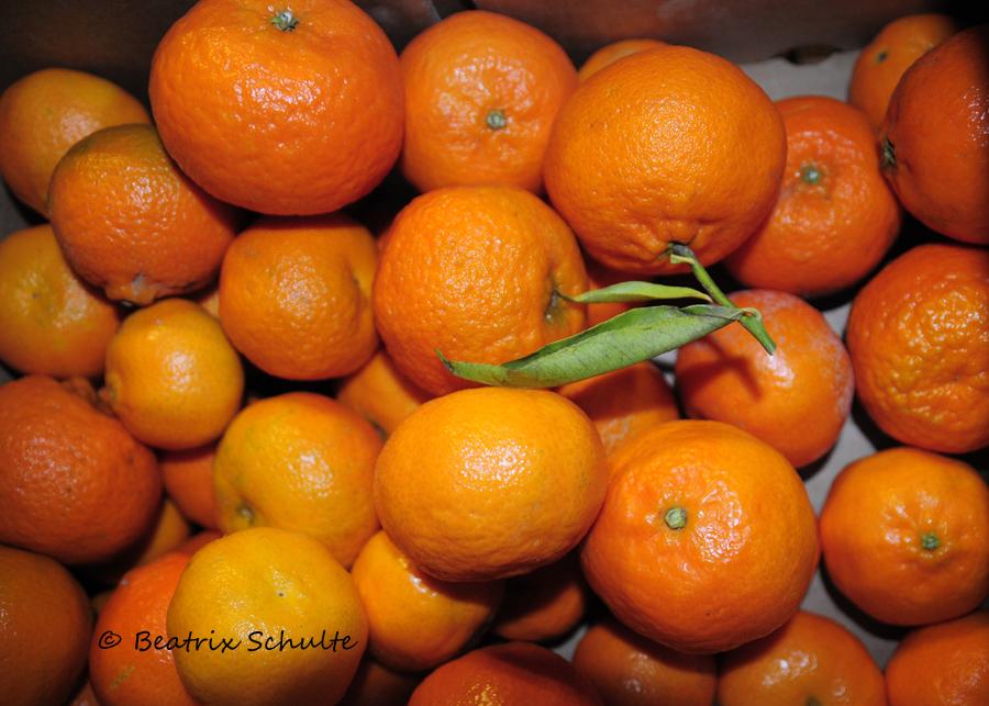 CrowdFarming Mandarinen in der Pappkiste